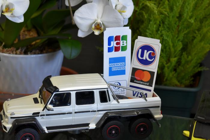 クレジットカード-2